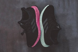 Adidas Futurecraft 4D Pink