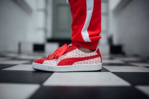 PUMA & Hello Kitty Suede 50 Collaboration
