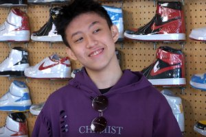 Rich Chigga Sneaker Shopping