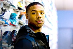 Michael B. Jordan Sneaker Shopping Stadium Goods