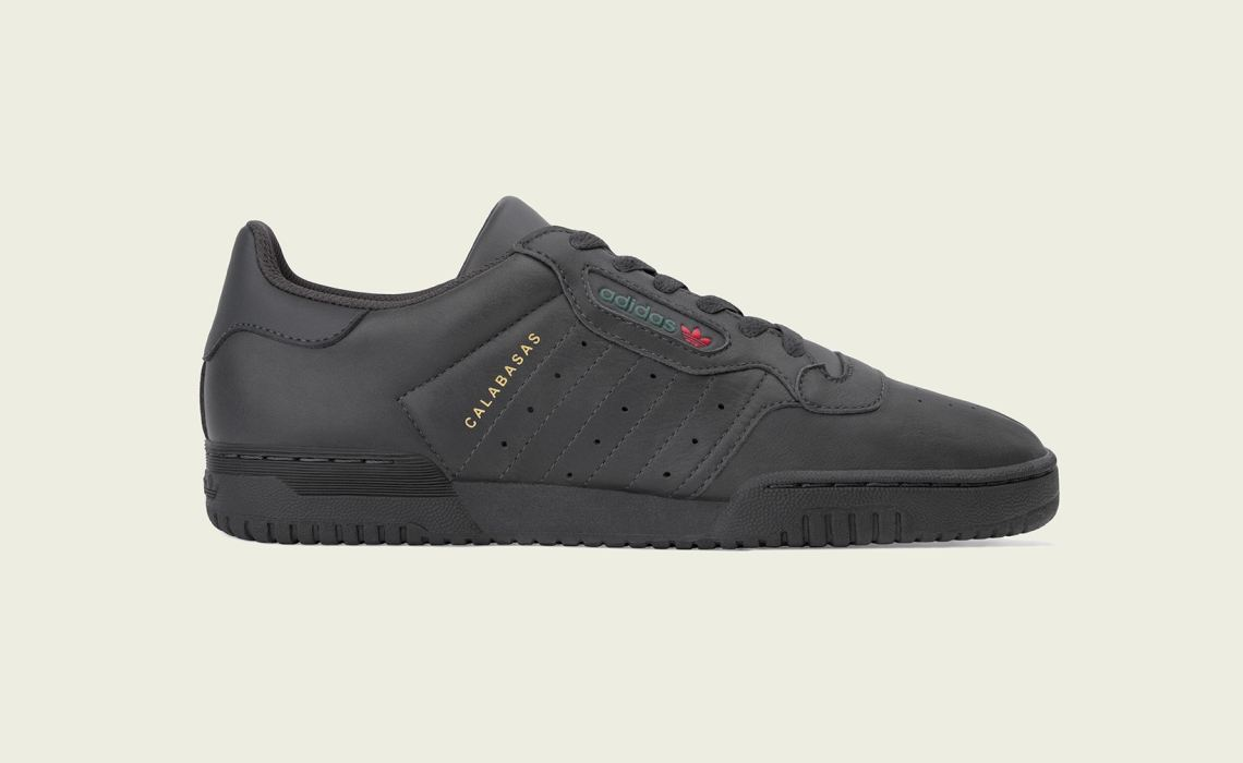 Adidas YEEZY Powerphase Core Black