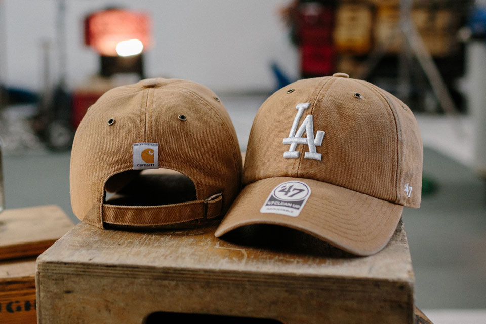 Carhartt x 47 2018 MLB Collection c37b44fc6e2