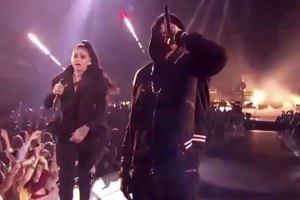 Eminem Kehlani iHeartRadio Music Awards