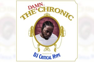 Kendrick Lamar x Dr. Dre Mashup Mixtape The DAMN. Chronic