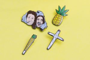 PINTRILL x Pineapple Express 10th Anniversary Collection