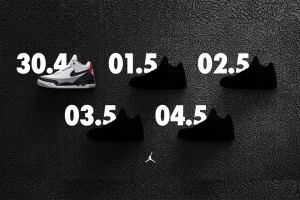 Nike SNKRS Week of 3s