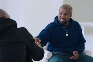 Kanye West Charlamagne Tha God interview
