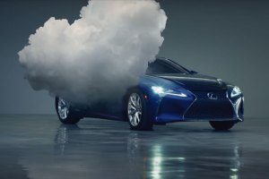 Lexus Fast As H Campaign