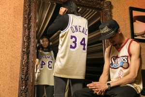 Mitchell & Ness Drops the NBA Hardwood Classics Swingman Gold Collection