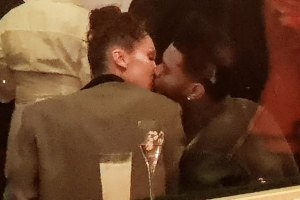 The Weeknd & Bella Hadid Spotted Kissing in Cannes