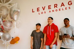 Lonzo Ball Launches Zo2 at The Leverage LA