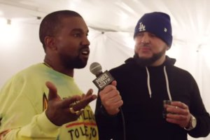 Kanye West Re-Recorded Ye After TMZ Interview