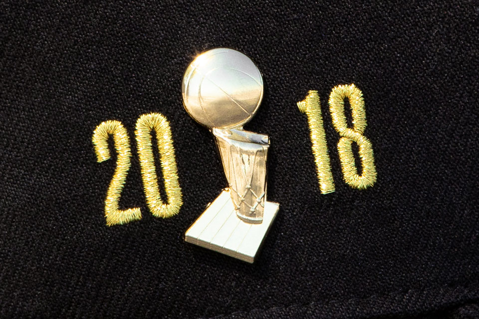 huge discount 4261f b8b20 Pintrill x  47 2018 NBA Championship Cap Collection