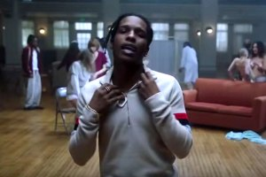 A$AP Rocky - Crazy Brazy video