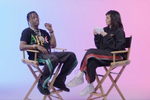 Kylie Jenner Travis Scott GQ interview