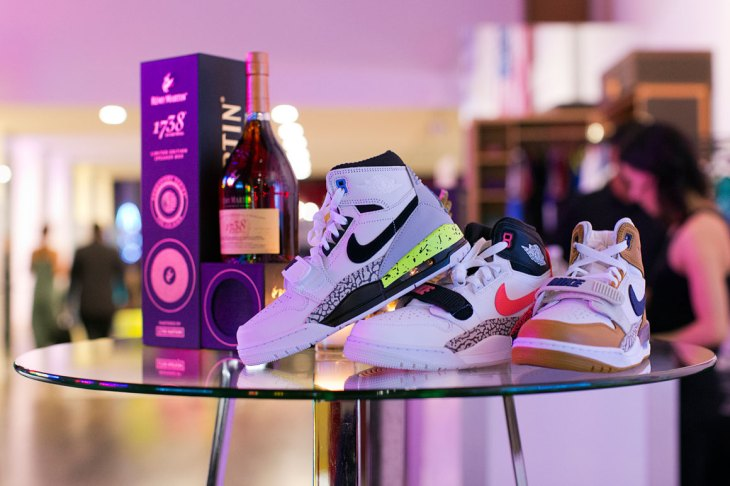 Don C x Jordan Legacy 312 Launch