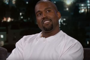 Kanye West Jimmy Kimmel Live interview
