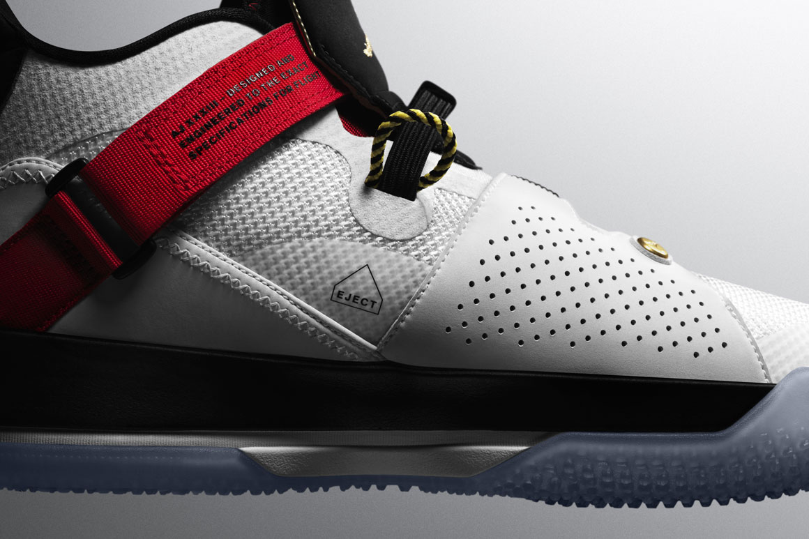 a28d864be0a The latest iteration of the Air Jordan line is here. Here s a first look at  the upcoming Air Jordan 32… with Nike s FastFit technology.