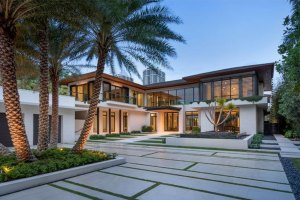 DJ Khaled Miami Mansion