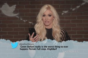 Jimmy Kimmel's Mean Tweets