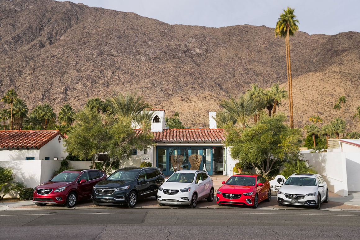 buick u0026 39 s 2019 lineup  our thoughts after a weekend in palm springs