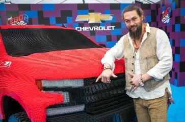 Chevy LEGO Silverado