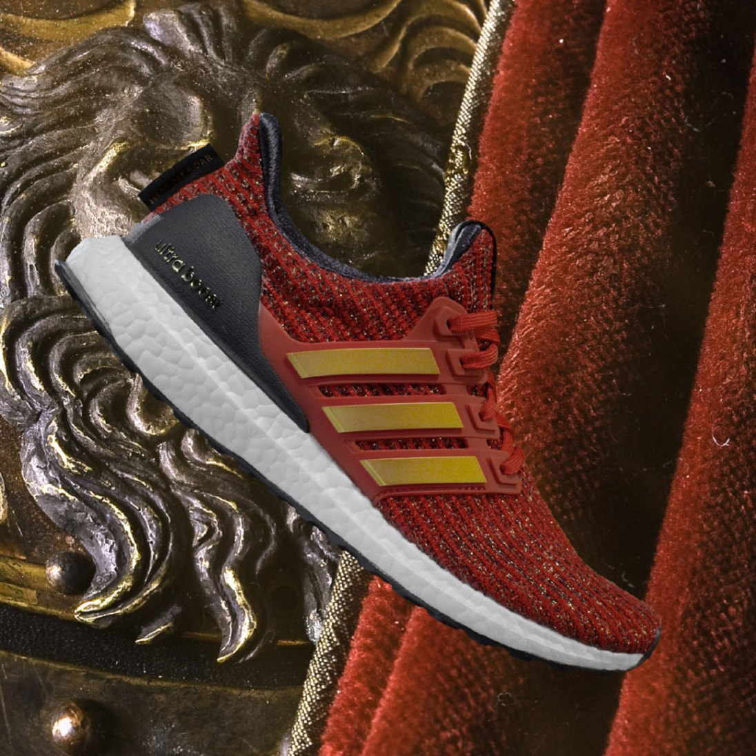 "Adidas x ""Game Of Thrones"" Limited Edition UltraBOOST Drop"