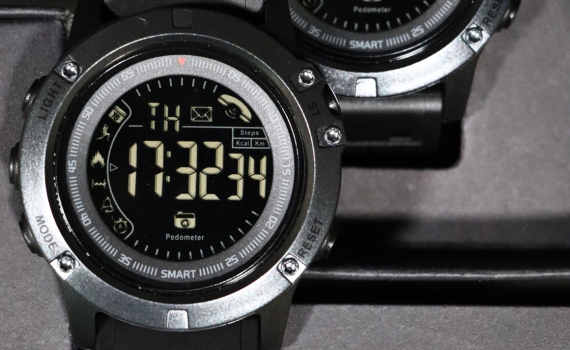 T1 Tact Watch Military Smartwatch