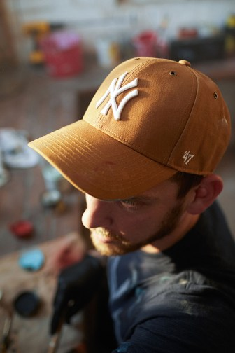 Carhartt x '47 collection