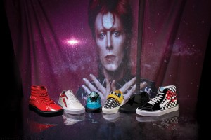 Vans and David Bowie collection