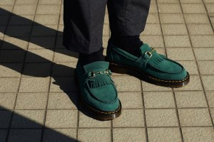 Dr. Martens x United Arrows & Sons Loafers