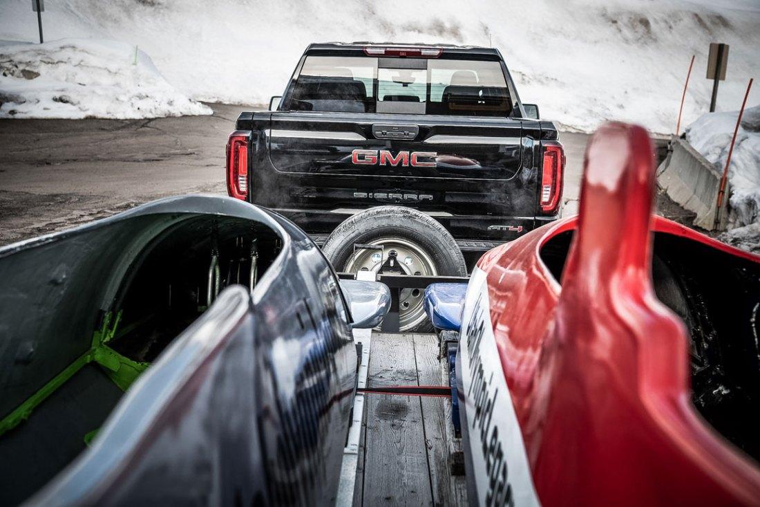 GMC Sierra Trip 2019