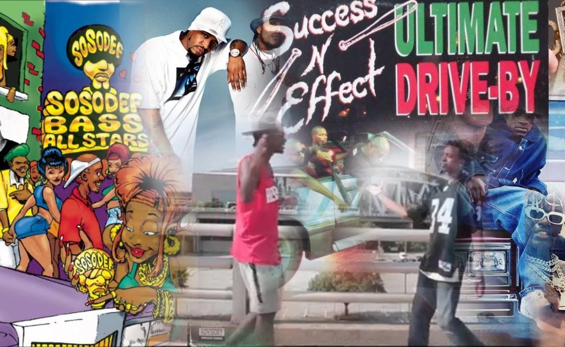 Atlanta Rap Scenes