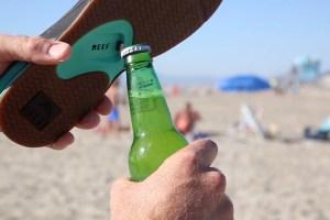 Reef Bottle Opener Sandals