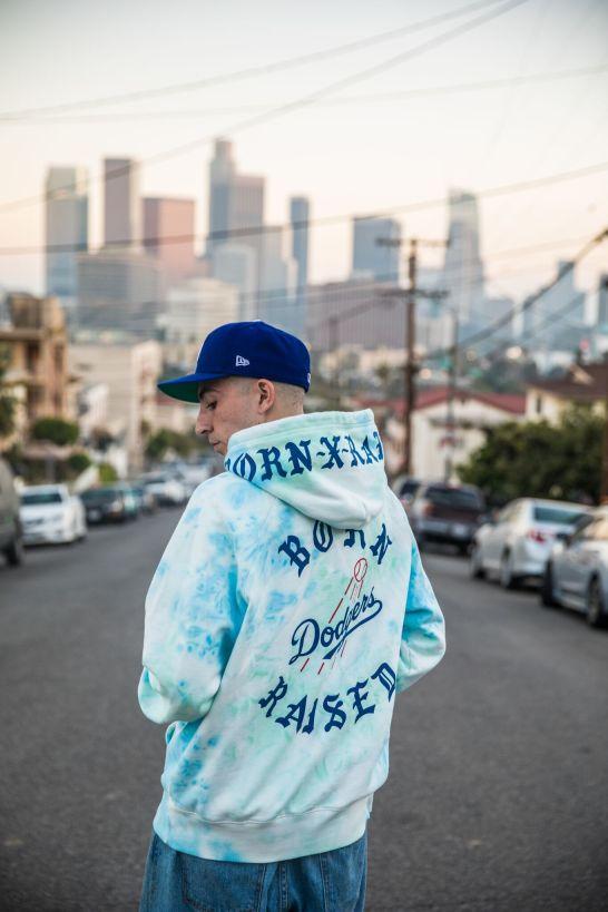 BornxRaised x Dodgers