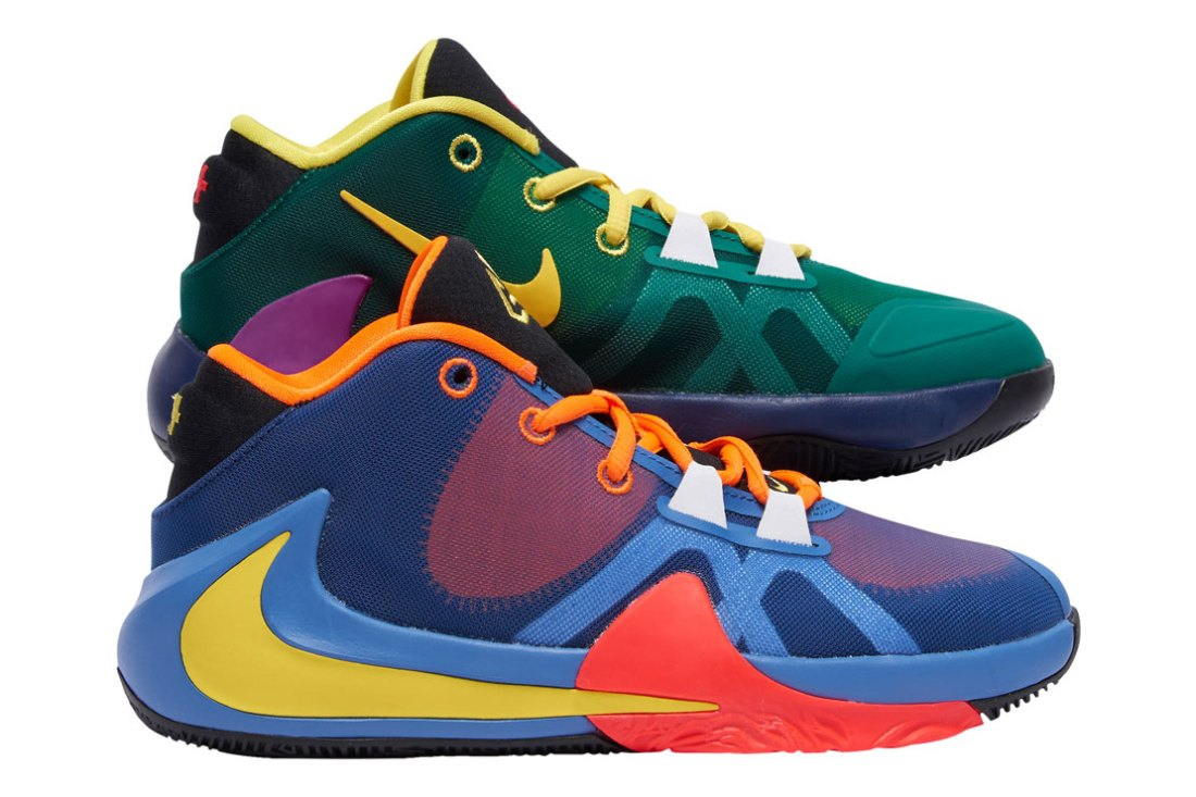 Nike Zoom Freak 1 Multi