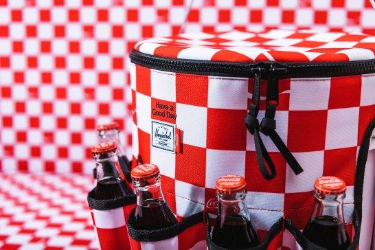 Herschel Supply x Coca-Cola Collection