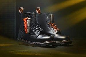 Dr. Martens x BEAMS x Babylon 1460 Boot