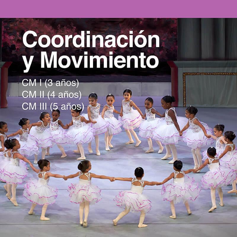 coordinación y movimiento