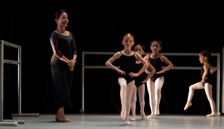 Ballet Academy clases presenciales de ballet