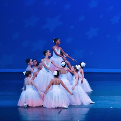 Ballet Academy Pink Team