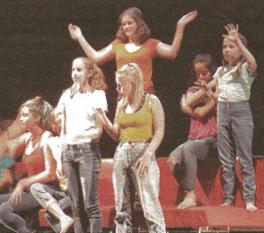 Journée de la femme : spectacle et stage