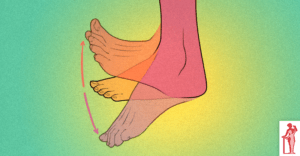 Point Your Toes vs. Point Your Foot