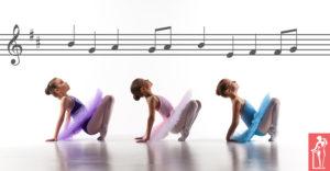 Music in Ballet Class