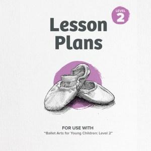 Level 2 Lesson Plans