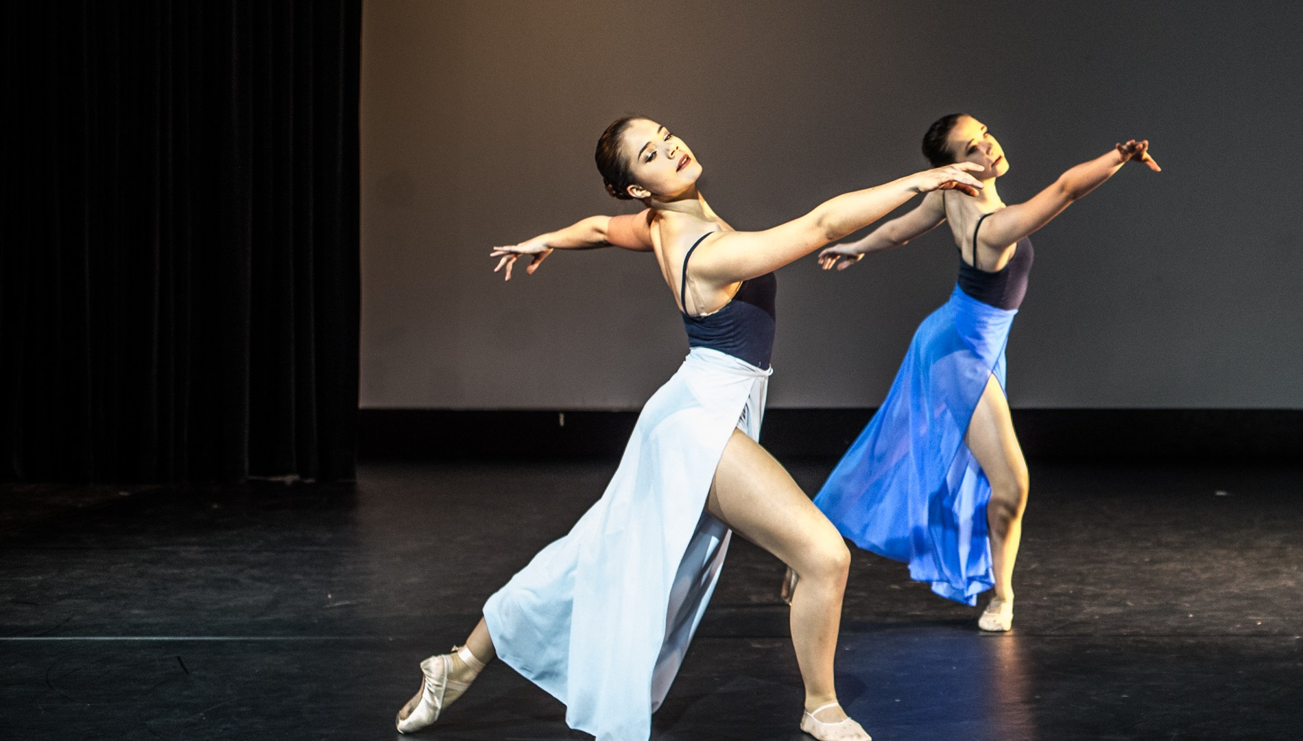 Ballettgymnastik für Frauen