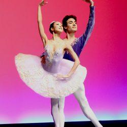 ballettoandfriends Marina Kanno und Kevin Pouzou