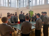 Ping Pong Tournament 4 (Medium)