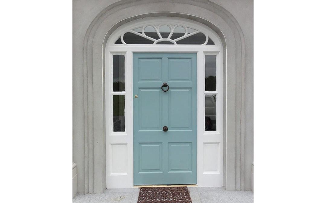 Edwardian Door 104