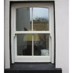 Arched  Sash window 102